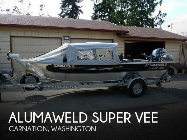 2010 ALUMAWELD SUPER VEE for sale