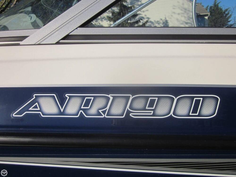 2012 Yamaha AR 190 - Photo #16