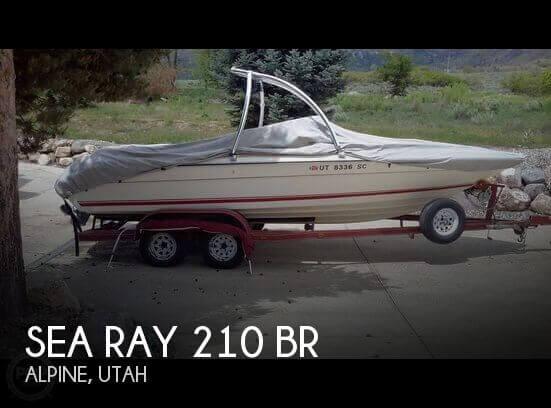 1989 Sea Ray 210 BR - Photo #1