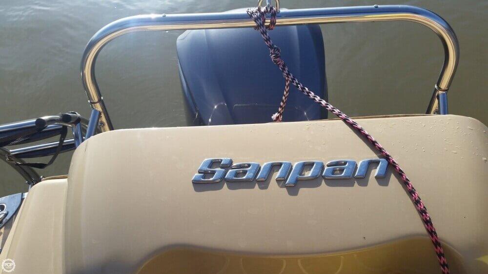 2013 Sanpan 2500 FE BAR - Photo #5