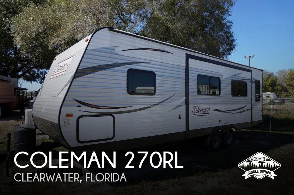 2015 Dutchmen Coleman 270RL