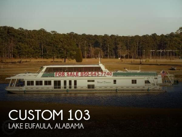 Used Boats For Sale in Columbus, Georgia by owner | 2005 Custom 103