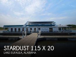2005 Stardust Cruiser 115 X 20