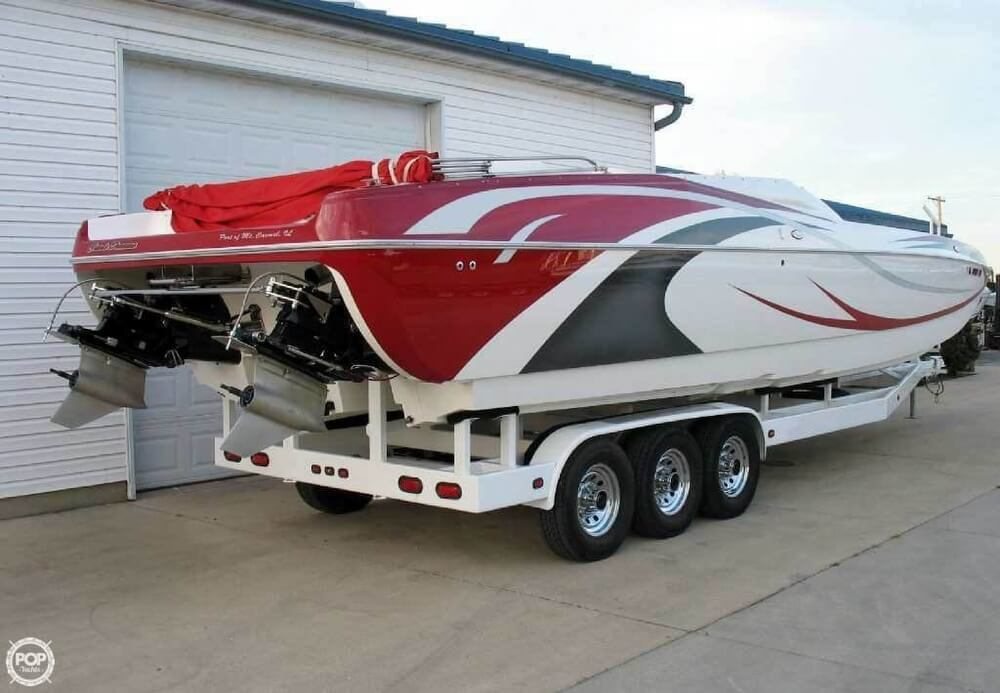 2012 Magic boat for sale, model of the boat is Scepter 34 MCOB & Image # 2 of 41