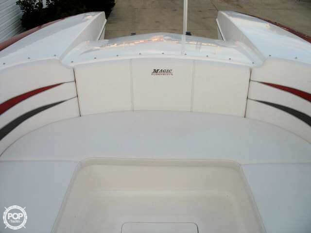 2012 Magic boat for sale, model of the boat is Scepter 34 MCOB & Image # 14 of 41
