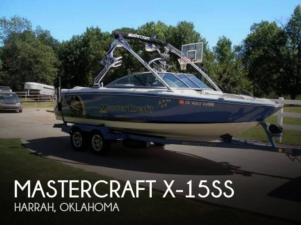 22 Foot Mastercraft 21 22 Foot Mastercraft Motor Boat In