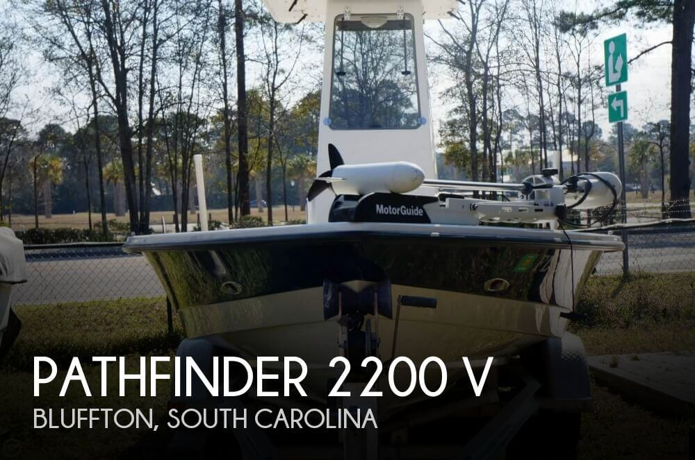 2001 PATHFINDER 2200 V for sale