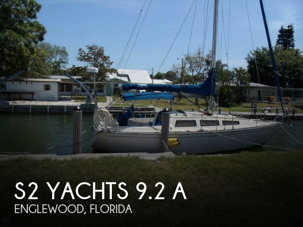 1983 S2 Yachts 9.2 C - Photo #1