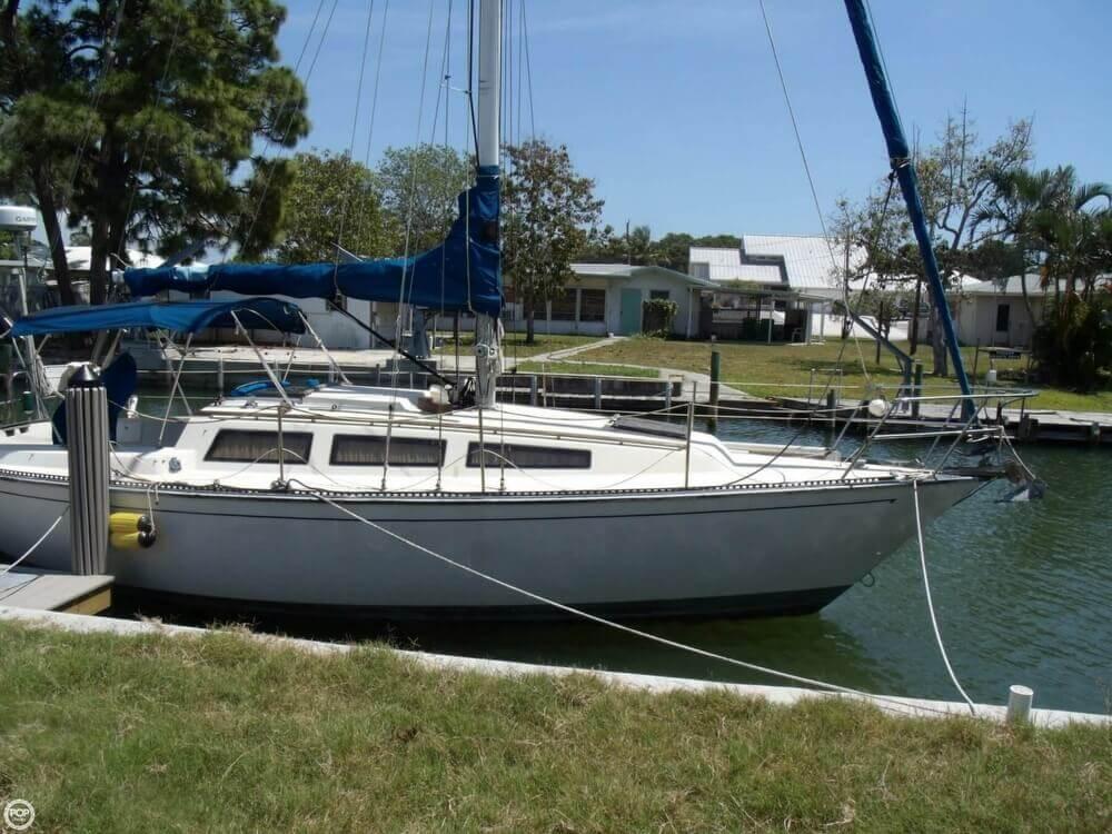 1983 S2 Yachts 9.2 C - Photo #4
