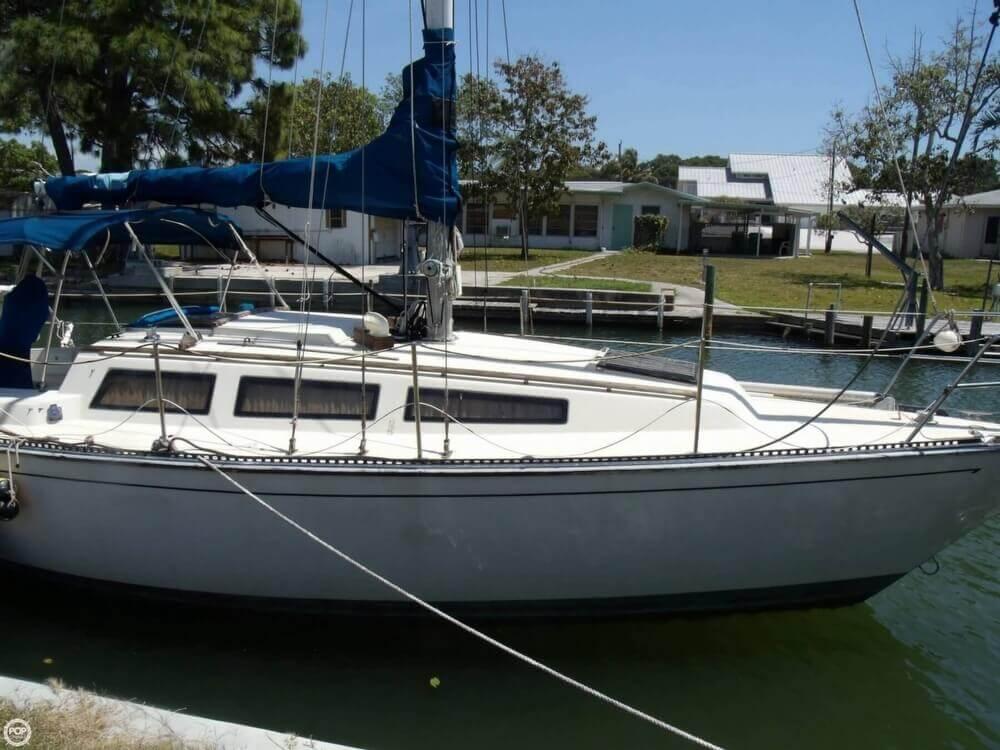 1983 S2 Yachts 9.2 C - Photo #8