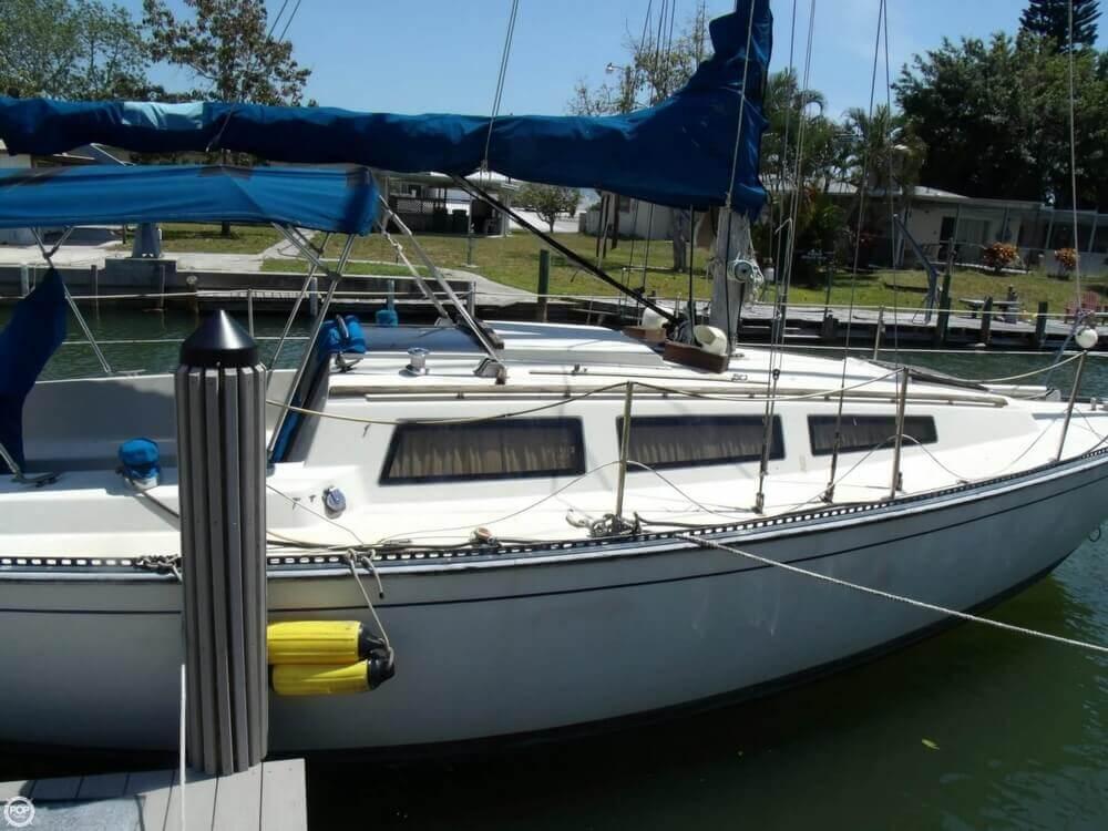 1983 S2 Yachts 9.2 C - Photo #9