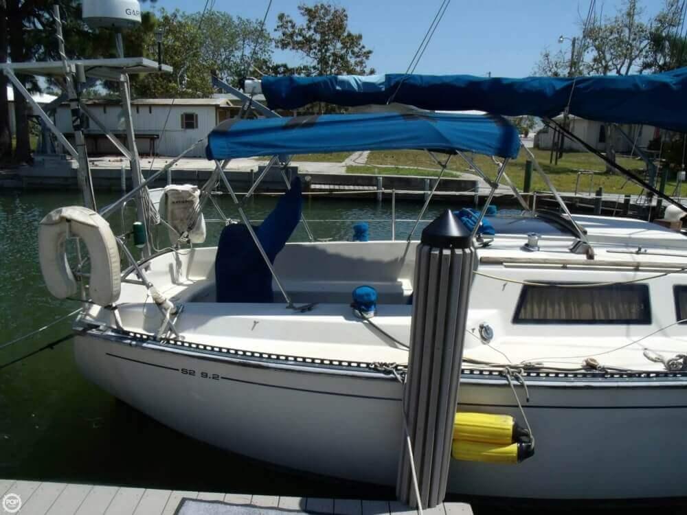 1983 S2 Yachts 9.2 C - Photo #10