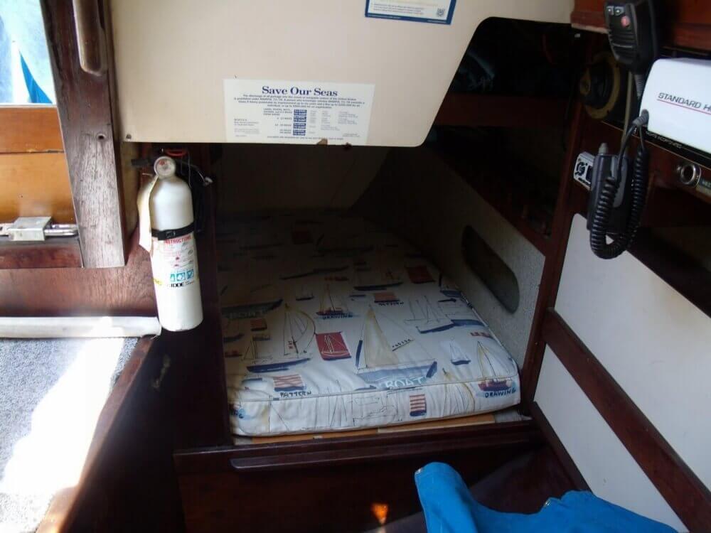 1983 S2 Yachts 9.2 C - Photo #26