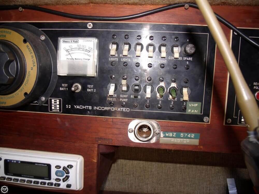 1983 S2 Yachts 9.2 C - Photo #28