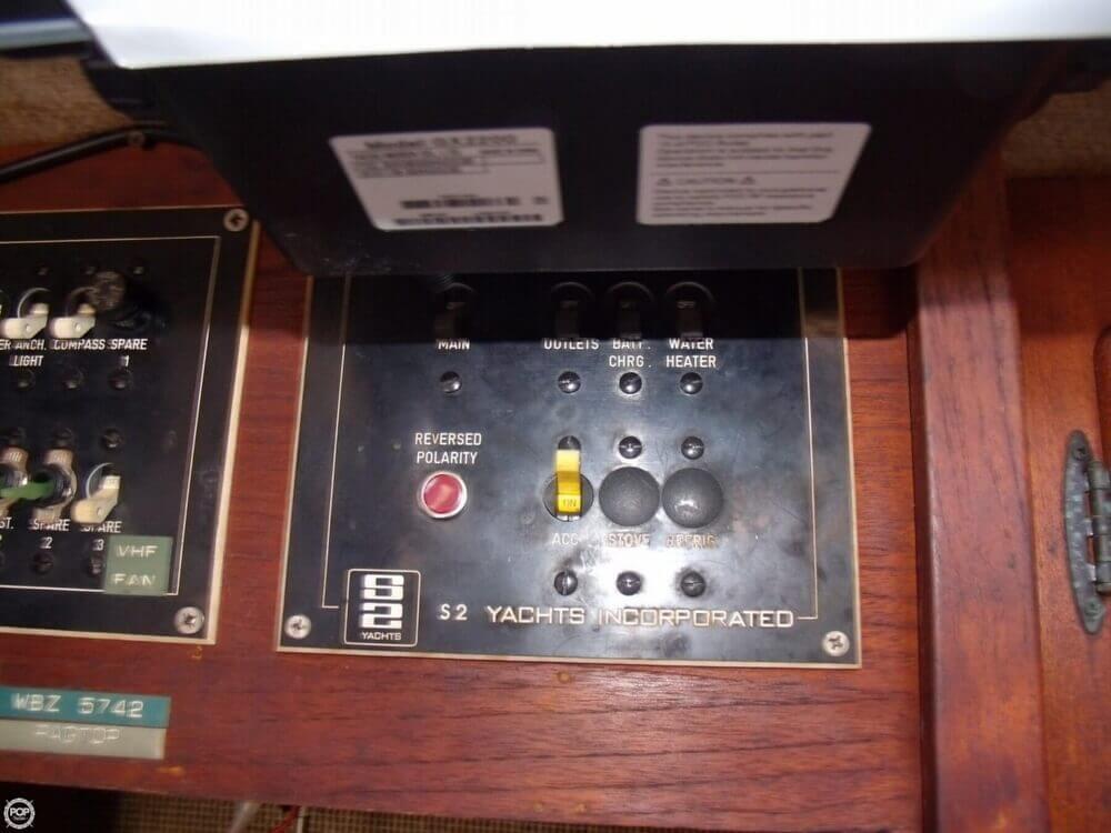 1983 S2 Yachts 9.2 C - Photo #30