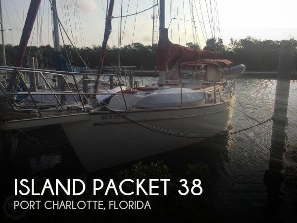 1987 Island Packet 38 - Photo #1