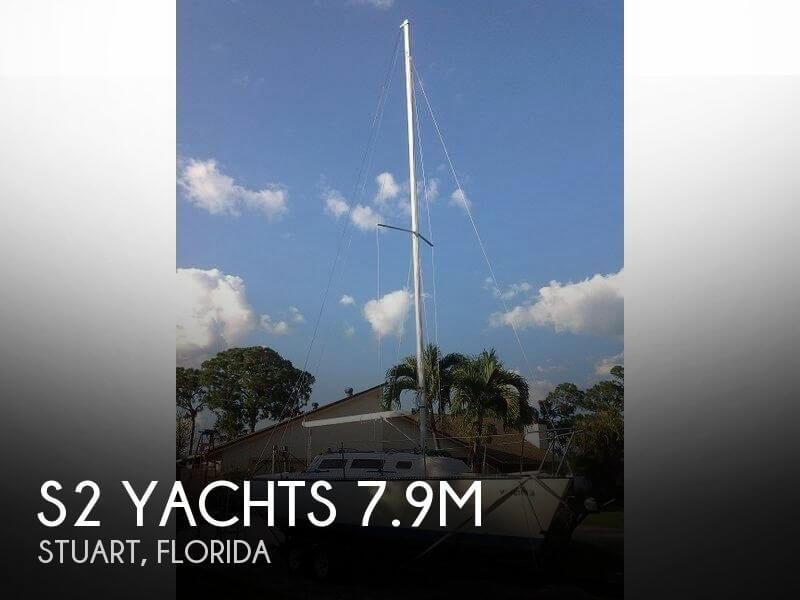 1982 S2 Yachts S2 7.9M - Photo #1
