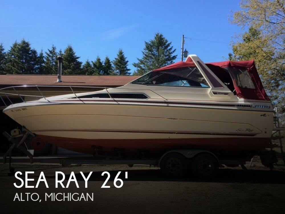 1988 Sea Ray 268 Sundancer - Photo #1