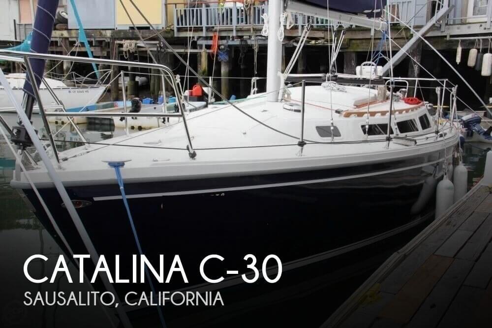 1978 Catalina C-30 - Photo #1