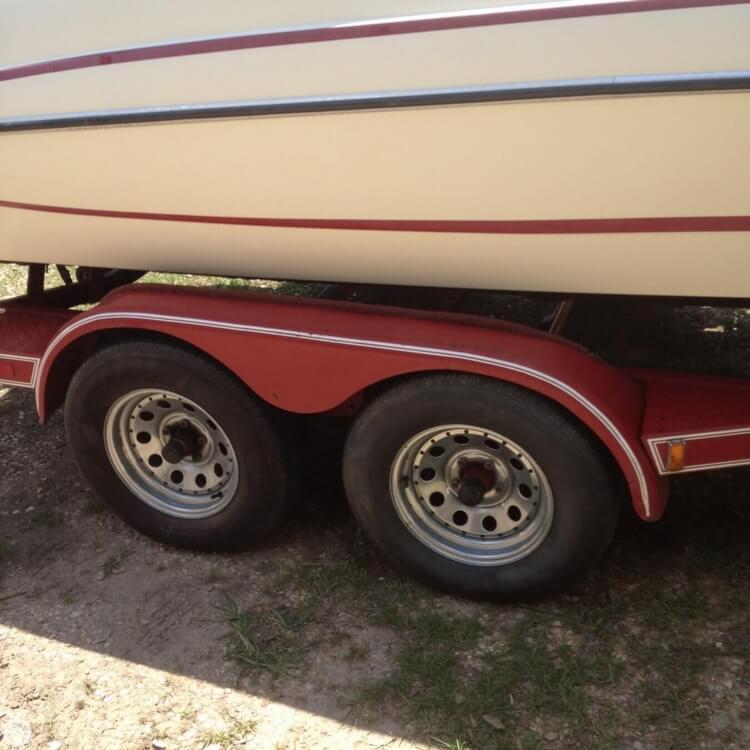 1990 Glastron 19 Carlson CSS - Photo #23