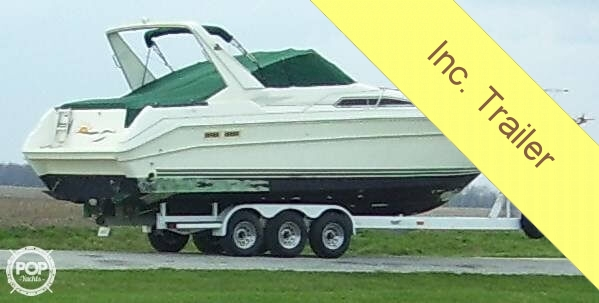Used Boats For Sale in Springfield, Illinois by owner | 1991 Sea Ray 31