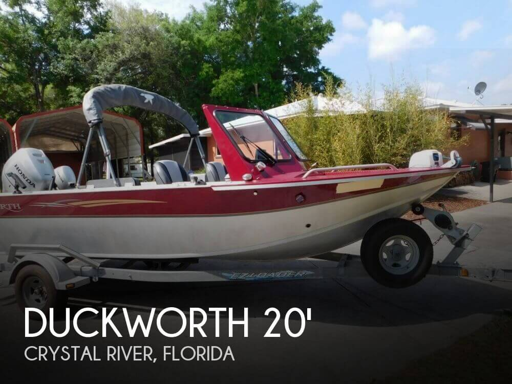 2011 Duckworth Navigator Sport 20 - Photo #1