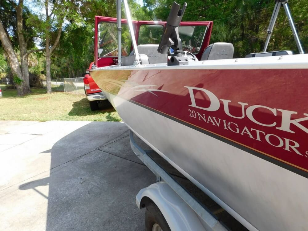 2011 Duckworth Navigator Sport 20 - Photo #40