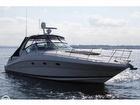 Sea Ray Cruiser On The Long Island Sound