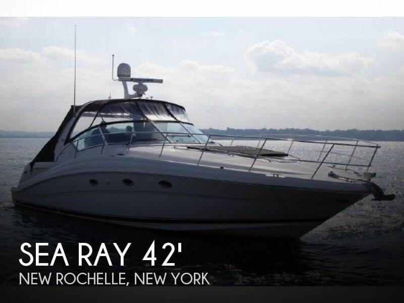 2003 Sea Ray 42 - Photo #1