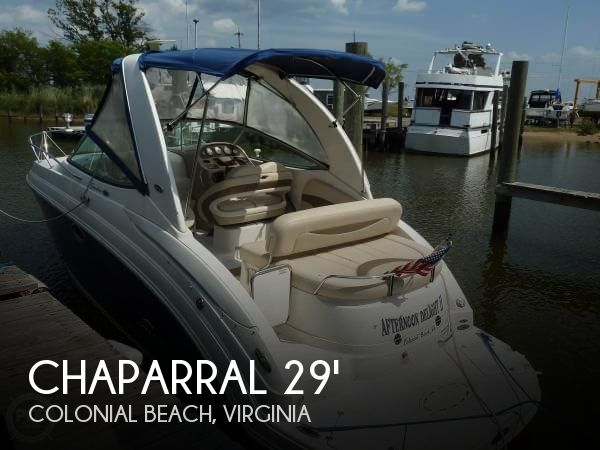 Used Boats For Sale in Richmond, Virginia by owner | 2006 Chaparral 29