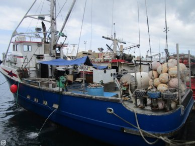 Delta 50 Commercial Fishing Boat, 50', for sale - $944,500