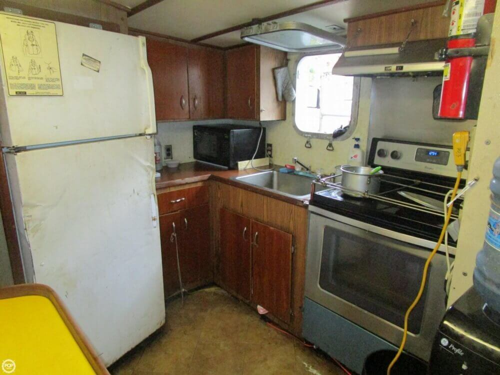 1975 Delta 50 Commercial Fishing Boat - Photo #20