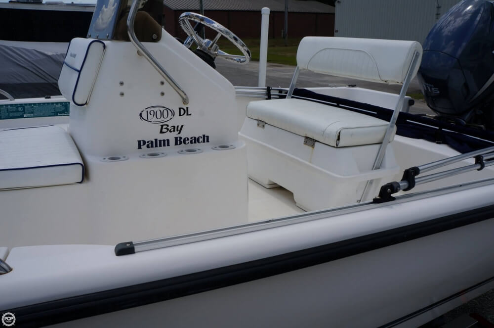 2009 Palm Beach 1900 DL Bay CC - Photo #35