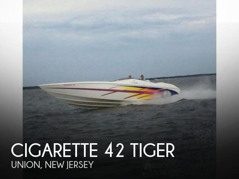Used Cigarette Boats For Sale by owner | 2000 Cigarette 42