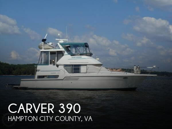 Used Carver 41 Boats For Sale by owner | 1994 Carver 41