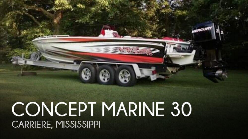 2000 Concept Marine 30 - Photo #1