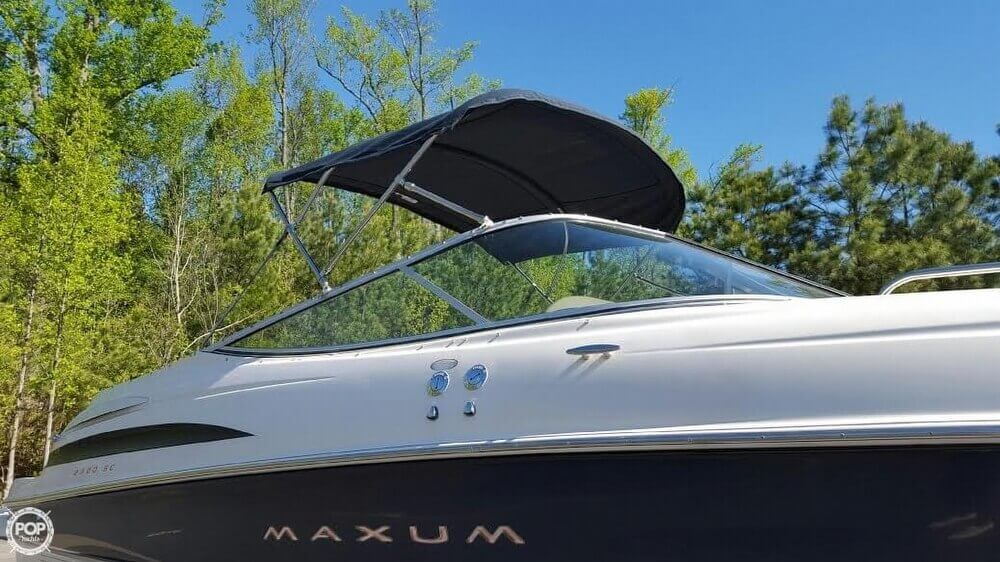 2002 Maxum 2300 Sport - Photo #23