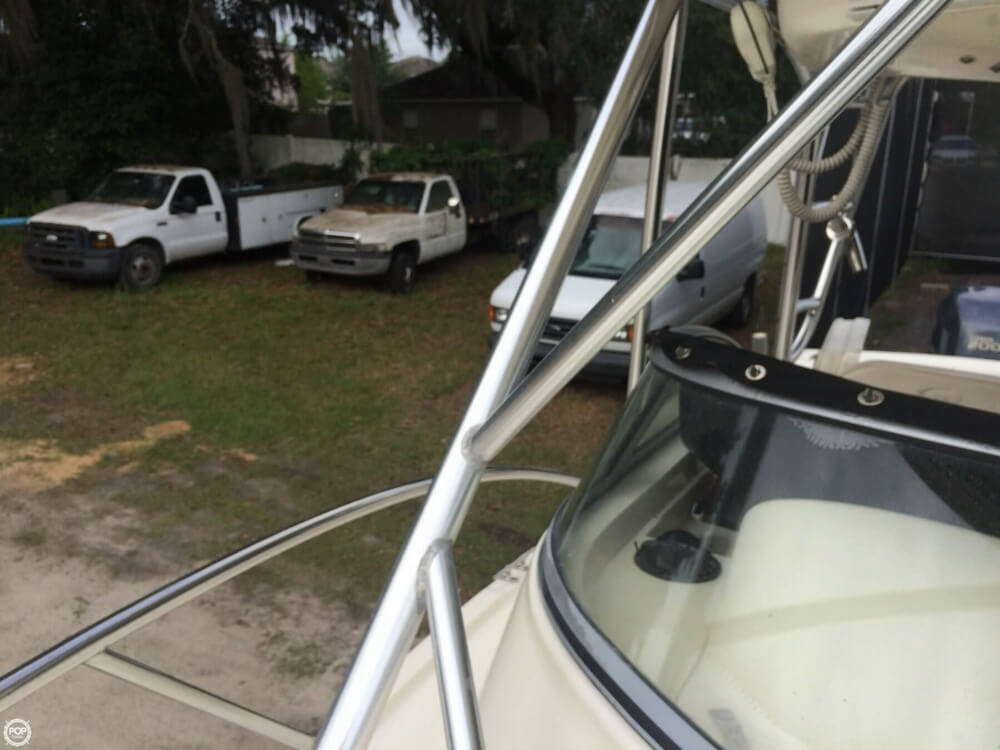 2002 Scout 280 Abaco - Photo #16