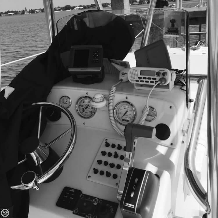 2005 Carolina Skiff 1900 Offshore Series - Photo #3