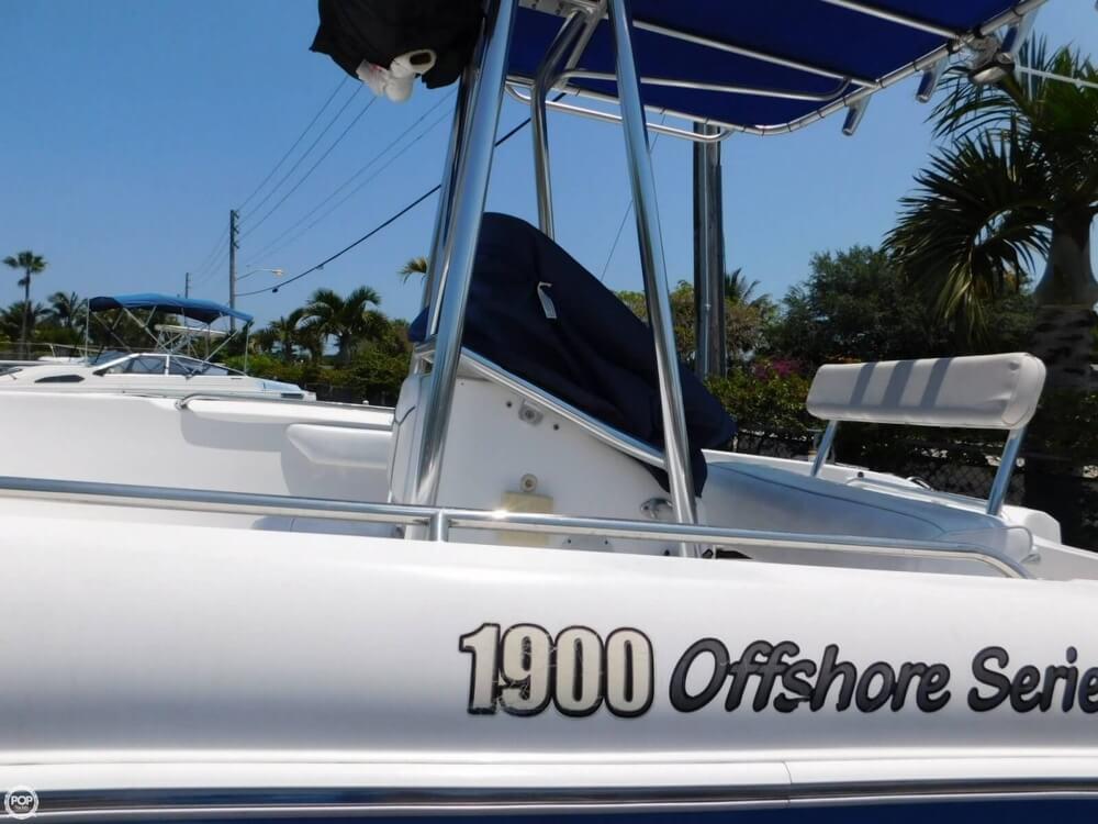 2005 Carolina Skiff 1900 Offshore Series - Photo #25