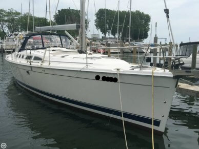 Hunter 49, 49', for sale - $275,100