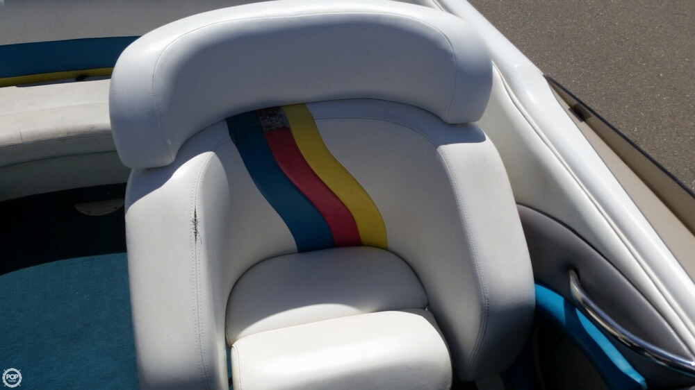 Passenger Front Bucket With Drop Down Bottom Cushion For Standing