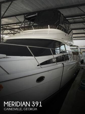 Used Boats For Sale in Georgia by owner | 2008 Meridian 40
