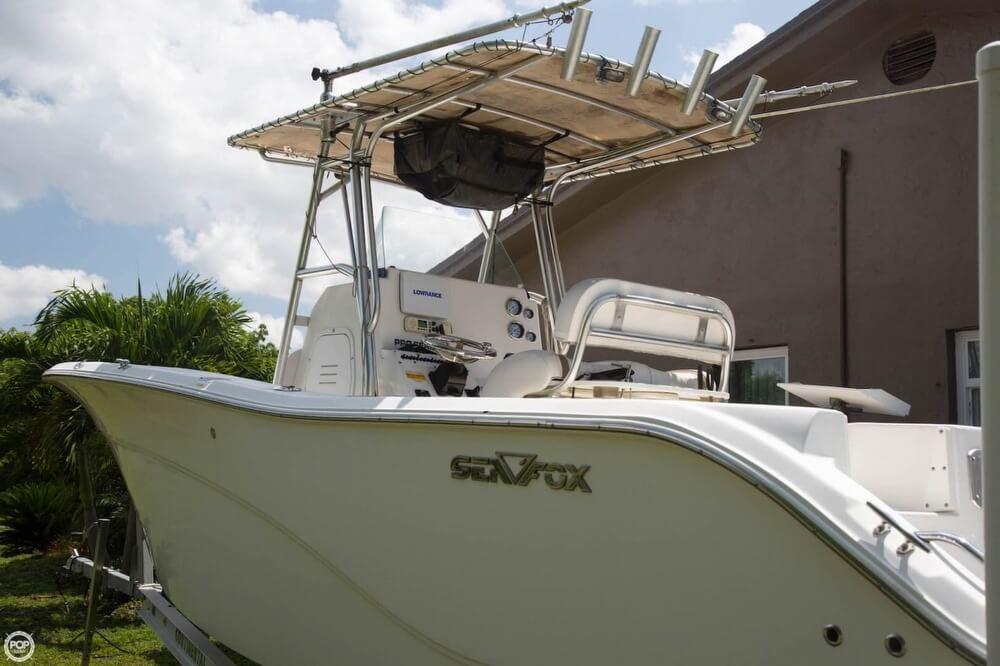 2009 Sea Fox 256 CC - Photo #4