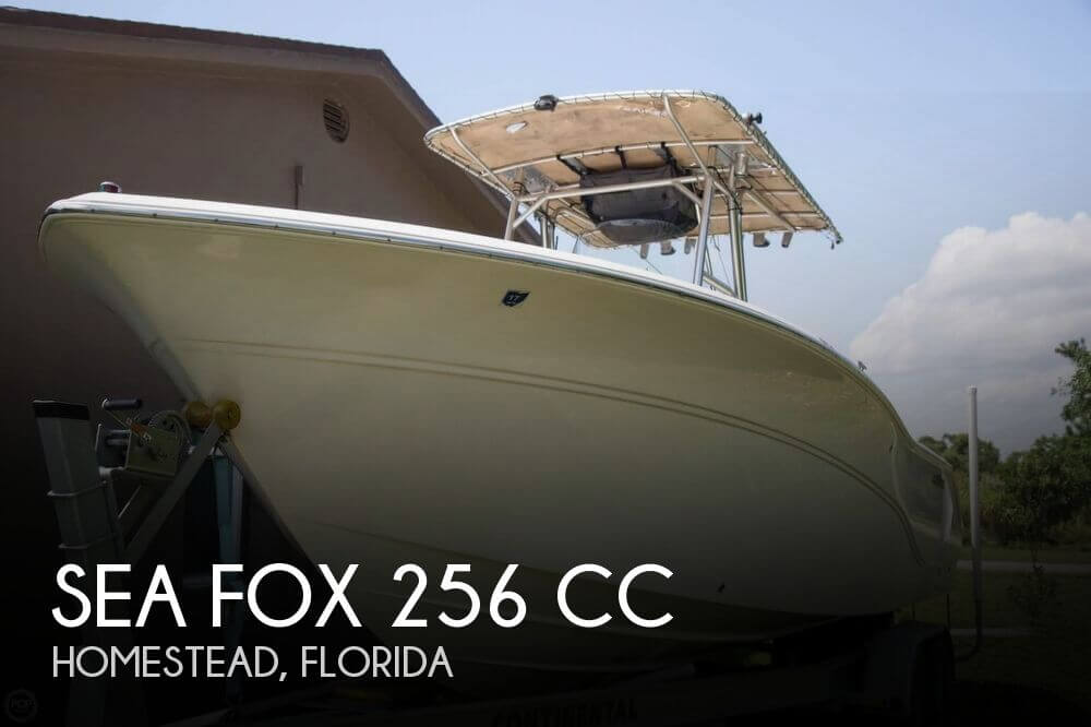 2009 Sea Fox 256 CC - Photo #1