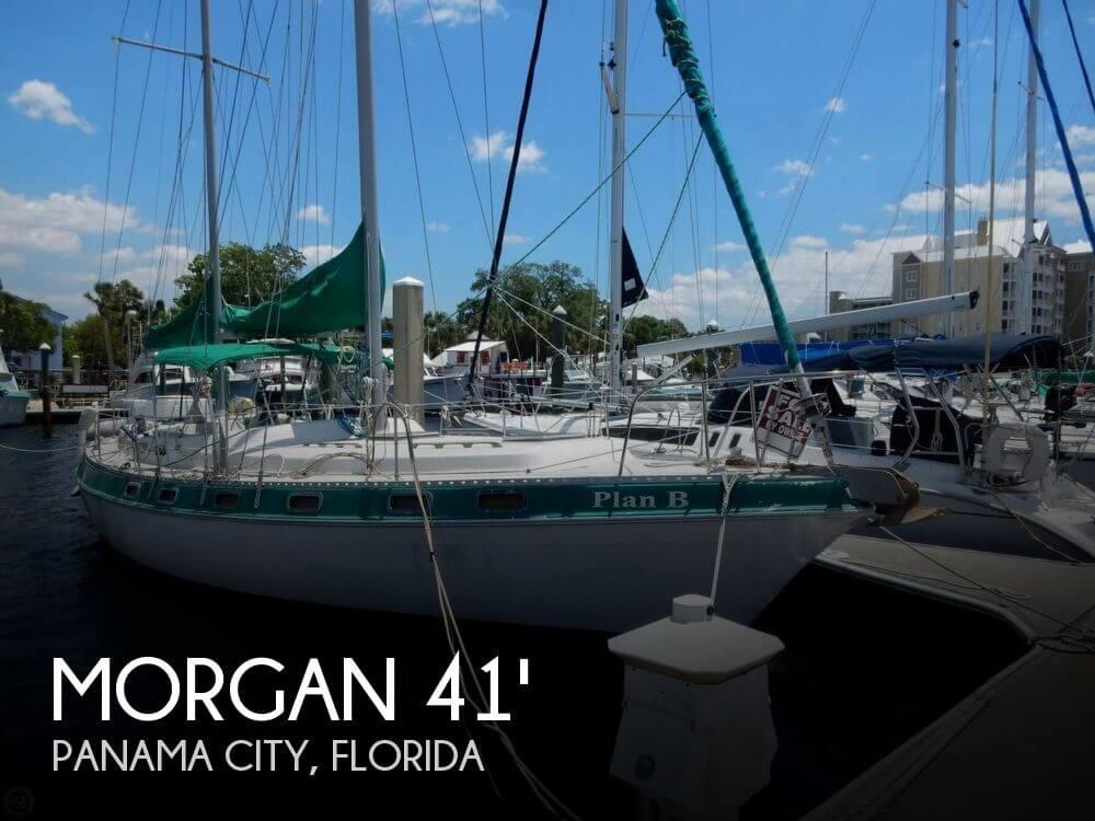 1981 Morgan 41 Out-Island Ketch - Photo #1