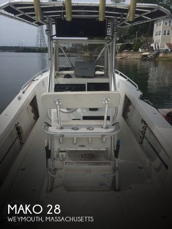 Used MAKO Boats For Sale by owner | 1999 Mako 28