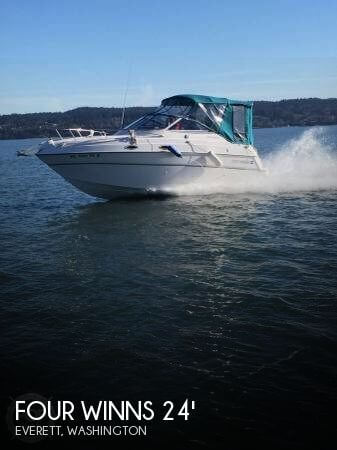 1996 FOUR WINNS 238 VISTA for sale