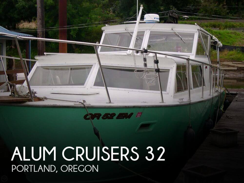 Used Aluminum Cruisers Boats For Sale by owner | 1971 Aluminum Cruisers 32