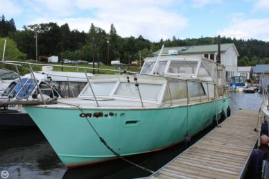 Alum Cruisers 32, 32', for sale - $14,750